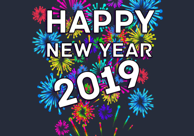Happy New Year 2019 Happy New Year from FLC!   Fountain and Loving Care Homes